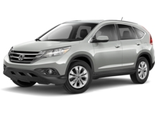 2013 Honda CR-V AWD 5dr EX-L w/Navi Madison WI