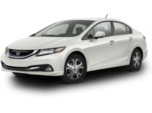 2015 Honda Civic Sedan LX La Crosse WI