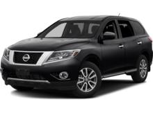 2016 Nissan Pathfinder 4WD 4dr SL Manhattan KS