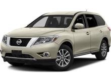 2016 Nissan Pathfinder 4WD 4dr S Manhattan KS