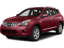 2015 Nissan Rogue Select FWD 4dr S Manhattan KS