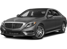 2017 Mercedes-Benz S-Class S 550 4MATIC® Chicago IL