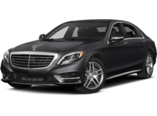 2017 Mercedes-Benz S 550 Long wheelbase 4MATIC® San Luis Obispo CA