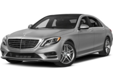 2017 Mercedes-Benz S-Class S 63 AMG® Long Island City NY