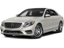 2015 Mercedes-Benz S-Class S 550 Houston TX