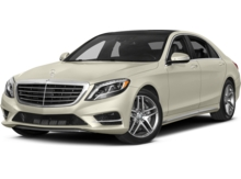 2017 Mercedes-Benz S-Class S 550 Houston TX