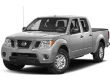 2016 Nissan Frontier 4WD Crew Cab SWB Auto SV Lawrence KS