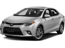 2015 Toyota Corolla 4dr Sdn CVT LE Bishop CA