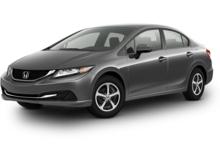 2015 Honda Civic SE El Paso TX