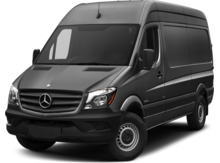 2017 Mercedes-Benz Sprinter Cargo 2500 Salem OR