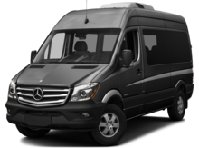 2017 Mercedes-Benz Sprinter 2500 144 WB Salem OR