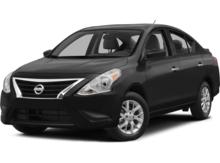 2015 Nissan Versa 4dr Sdn CVT 1.6 SV Lawrence KS