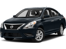 2016 Nissan Versa 4dr Sdn CVT 1.6 SV Manhattan KS