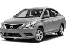 2017 Nissan Versa Sedan S Plus 1.6 L Vacaville CA