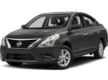 2017 Nissan Versa Sedan S 1.6 L Vacaville CA
