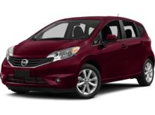 2015 Nissan Versa Note 5dr HB CVT 1.6 SV Manhattan KS