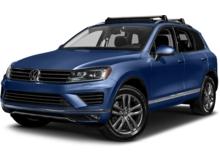 2017 Volkswagen Touareg Wolfsburg Edition Austin TX