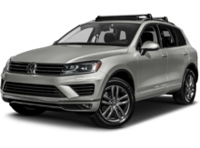 2017 Volkswagen Touareg Wolfsburg Edition Pittsburgh PA