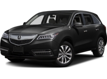2016 Acura MDX SH-AWD with Technology Package  Woodbridge VA