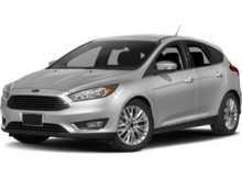 2016 Ford Focus Titanium Longview TX