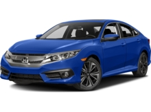 2016 Honda Civic EX-L Golden CO