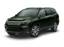 2017 Honda Pilot Touring Lexington KY