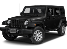 2014 Jeep Wrangler Unlimited Rubicon Austin TX