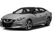 2016 Nissan Maxima 4dr Sdn 3.5 SR Manhattan KS