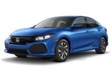 2017 Honda Civic Hatchback LX Rutland VT