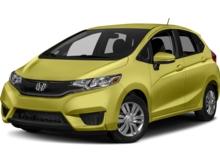 2017 Honda Fit LX Golden CO