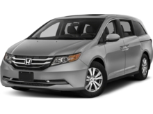 2017 Honda Odyssey EX-L Golden CO