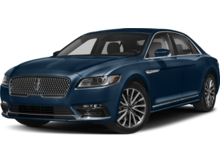 2017 Lincoln Continental Select Longview TX