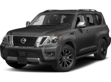 2017 Nissan Armada 4x4 Platinum Eau Claire WI