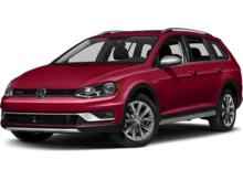 2017 Volkswagen Golf Alltrack TSI SE 4Motion Lexington KY