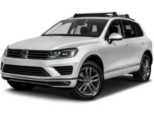 Volkswagen Touareg VR6 FSI Sport w/Tech 2016