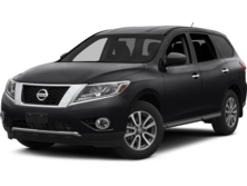 Nissan Pathfinder 4WD 4dr SL 2015