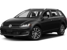 Volkswagen Golf SportWagen TDI SE 2015