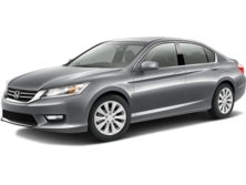 Honda Accord EX-L with Navigation 2015
