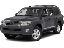 Toyota Land Cruiser DEMO 2013