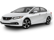 Honda Civic Si with Navigation 2014