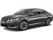 Honda Accord EX-L 2015