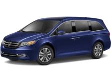 Honda Odyssey Touring Elite with Navigation 2014