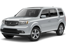 Honda Pilot EX-L with Navigation 2015