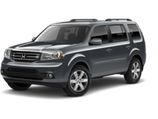 Honda Pilot Touring with Navigation 2015