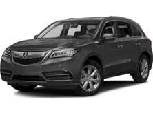 Acura MDX Advance & Entertainment Package 2016