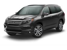 Honda Pilot Elite with Navigation and Rear Entertainment System with Rear Entertainment System 2016
