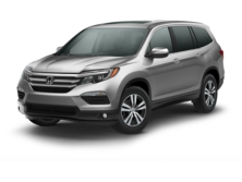 Honda Pilot EX-L with Navigation 2016