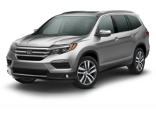 Honda Pilot Touring with Navigation and Rear Entertainment System with Rear Entertainment System 2016