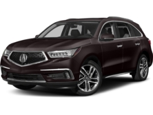Acura MDX SH-AWD with Advance and Entertainment Packages 2017