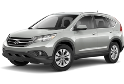 2014 Honda CR-V EX-L AWD Elgin IL